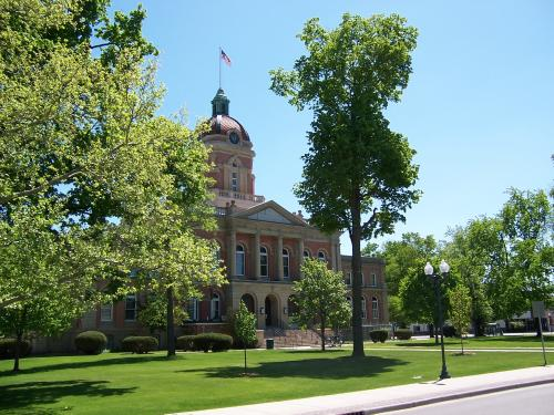 Elkhart County Courthouse - Goshen, Indiana