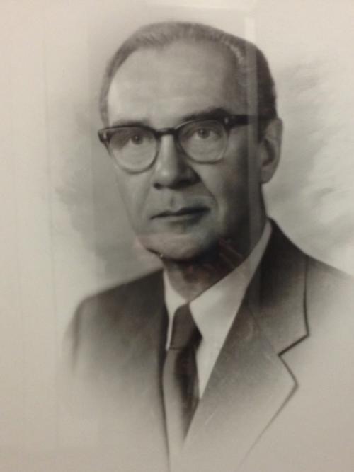 Charles Hughes, 1947-1952