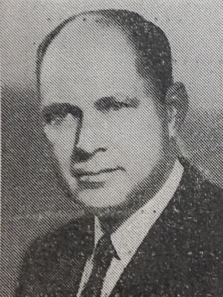 Stanley D. Raymer, 1937-1938
