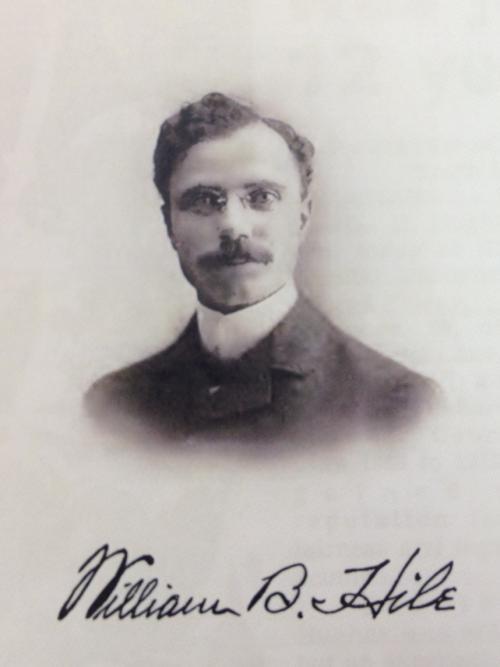 William B.Hile, 1901-1904